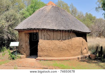 Traditional Sotho Hut