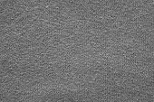 abstract fluffy texture of soft knitted fabric from a wool yarn with a pattern in the form of a herringbone for backgrounds of black color poster