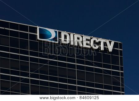 Directv Corporate Headquarters And Sign