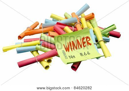 Winning Tickets, Lottery Tickets