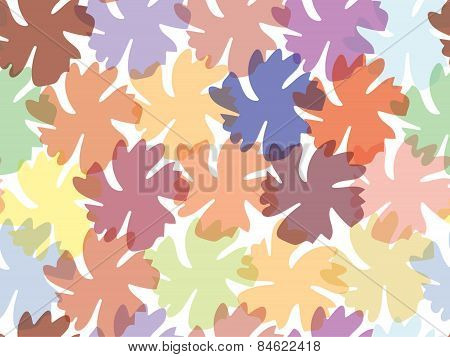 abstract colorful seamless vector pattern eps10