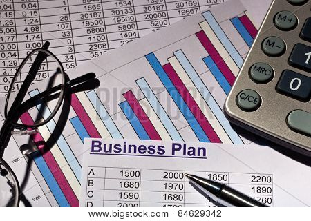 a business plan for starting a business. ideas and strategies to start a business.