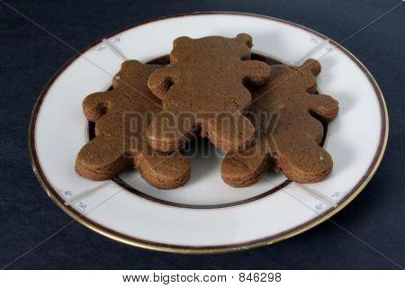Ginger Bears, Plain