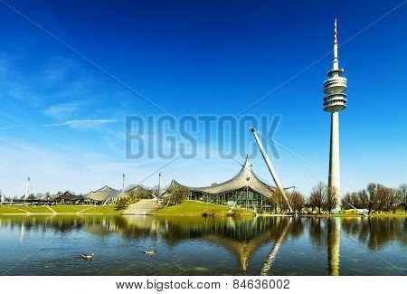 Olympiapark, Munich Stadium