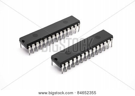 Dip IC [dual Inline Package Integrated Circuit]