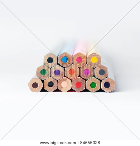 Colored Pencils For Creativity