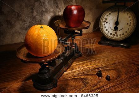 Comparing Apple And Orange
