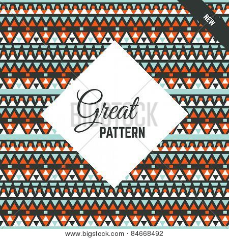 vector geometric color pattern background