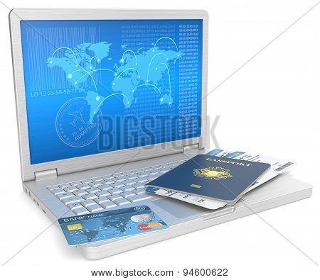 Online Booking.