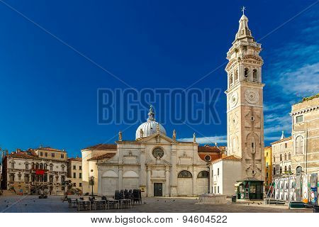 Santa Maria Formosa in Venice, Italia