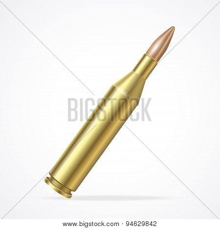 Vector Rifle Bullet