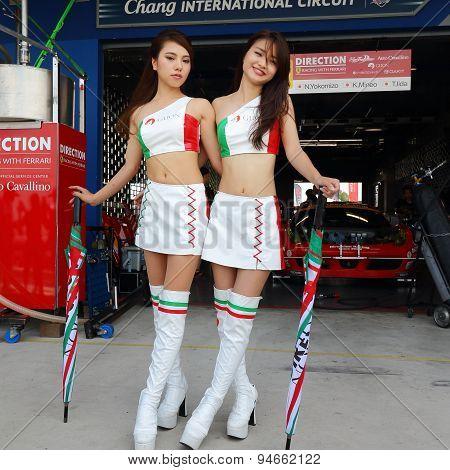 Buriram Super Gt Race 2015