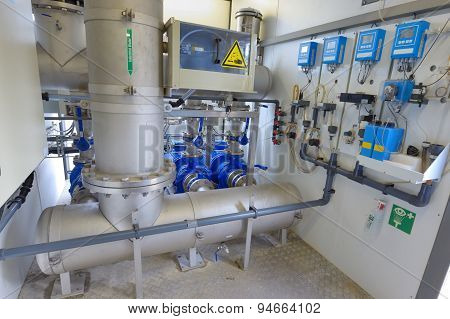 Demineralized Water Treatment