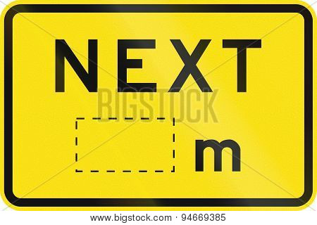 Next Meters In Australia