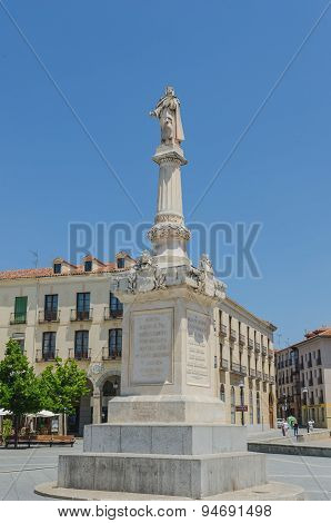 Santa Teresa Column