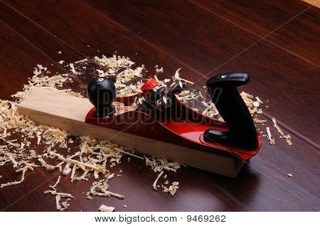 Shavings Of Wood