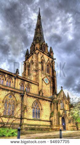 St John's Minster In Preston - England