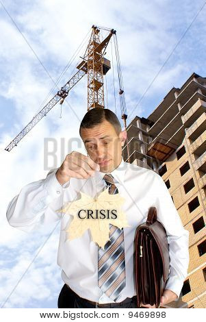 Finance Crisis In Construction