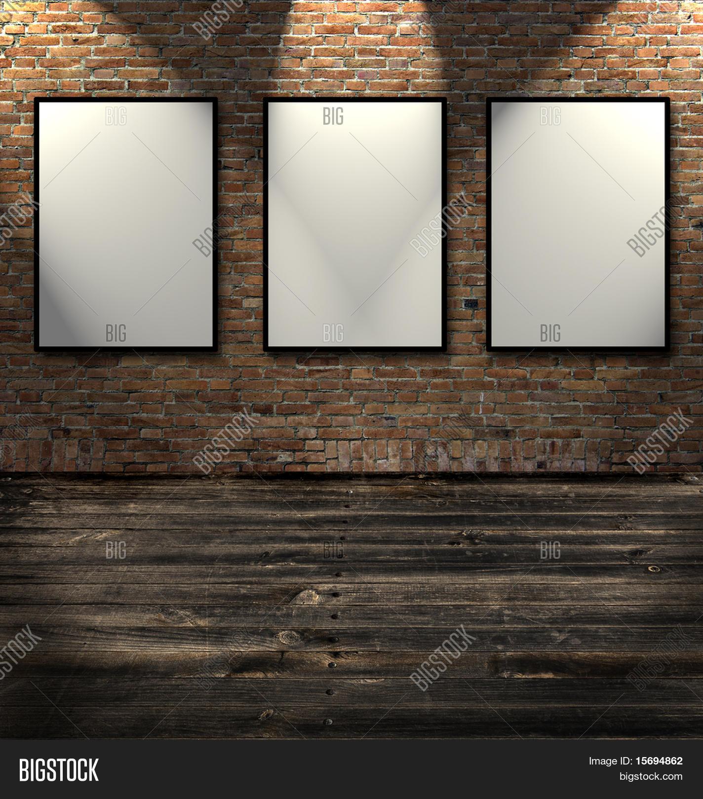 Three Empty Frames Image & Photo (Free Trial) | Bigstock