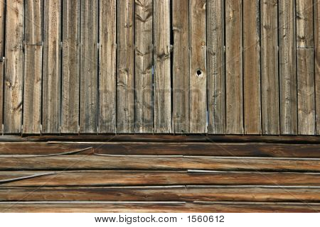 Texture Barnwood