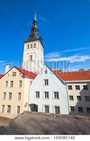 St. Nicholas Church, Niguliste, Tallinn