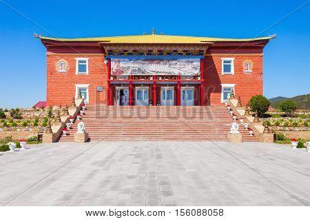 Datsan Rinpoche Bagsha, Ulan-ude