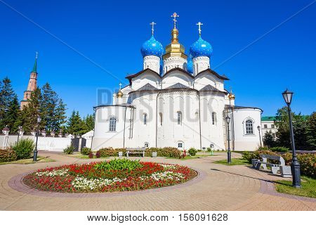 Annunciation Cathedral, Kazan Kremlin
