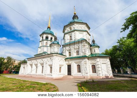 Holy Trinity Church, Irkutsk