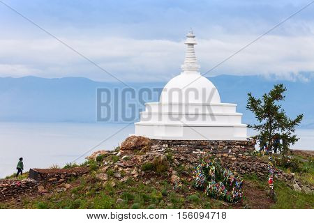 Ogoy Island, Baikal Lake