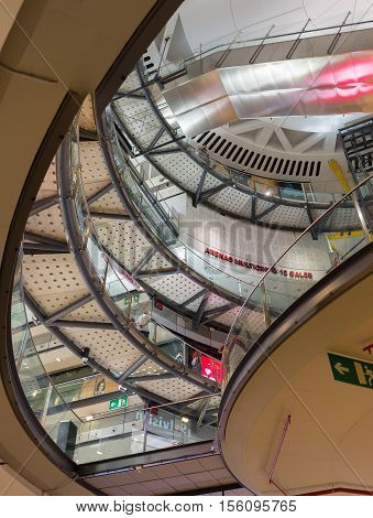 Arenas Shopping Center - Spain