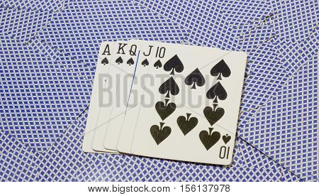 cards can be played in a variety of different and interesting games it's a great leisure