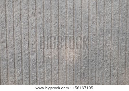 Surface white wall of stone wall gray tones for use as background. The new design of modern stone wall sepia. pattern of decorative brown stone wall surface.