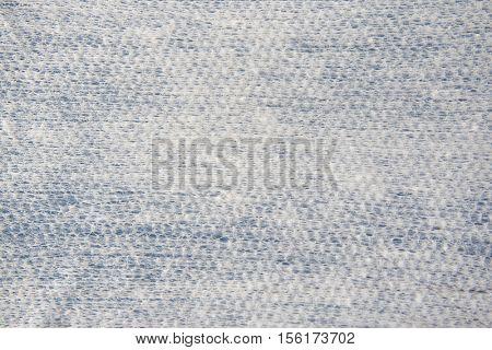 Nonwoven fabric texture background
