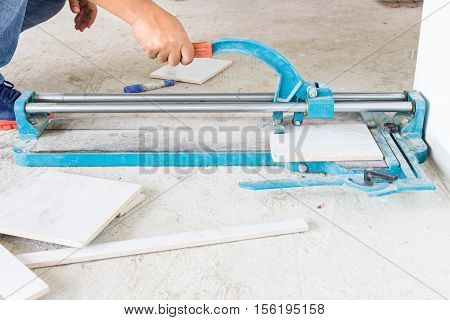 Tile Cutting