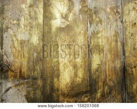 Natural brown wet wood texture photo shot
