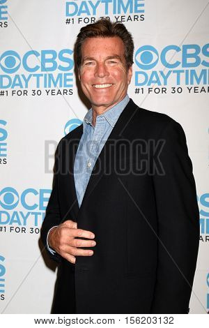 LOS ANGELES - NOV 10:  Peter Bergman at the Young & Restless Celebrate CBS 30 Years at #1 at Paley Center For Media on November 10, 2016 in Beverly Hills, CA