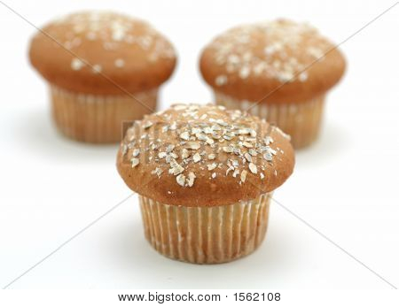 Delicious Whole Wheat Muffins