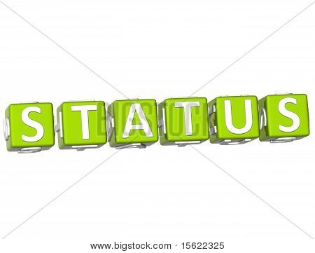 Status Cube Text