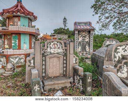 Taiwanese Cemetery