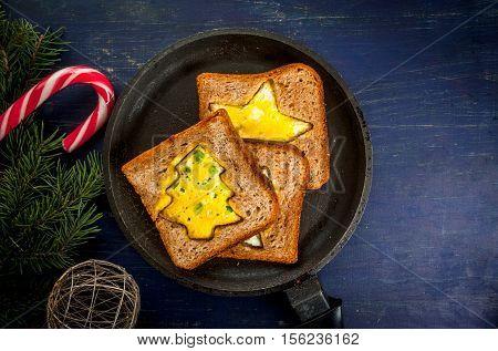 Funny Christmas Food For Kids