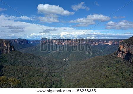 Blue Mountains Australia New South Wales Nsw