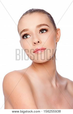 Beauty Spa Cosmetics Female Face