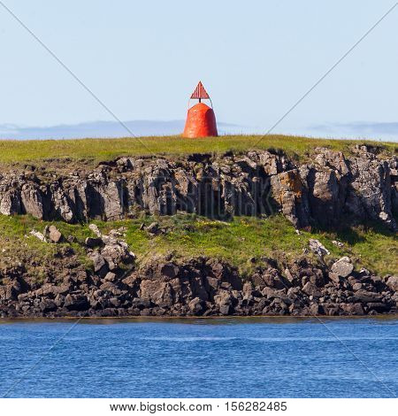 Cute Little Red Lighthouse