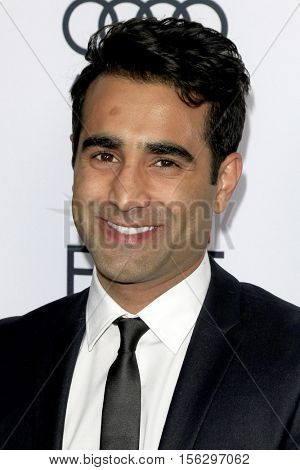 LOS ANGELES - NOV 11:  Al Mukadam at the