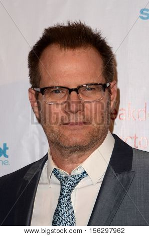 LOS ANGELES - NOV 10:  Jack Coleman at the 2016 TMA Heller Awards at Beverly Hilton Hotel on November 10, 2016 in Beverly Hills, CA