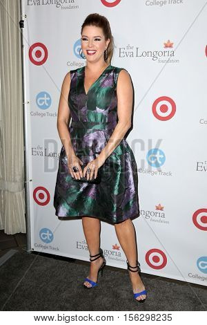 LOS ANGELES - NOV 10:  Alicia Machado at the 5th Annual Eva Longoria Foundation Dinner at Four Seasons Beverly Hills  on November 10, 2016 in Beverly Hills, CA