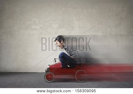 The fastest car