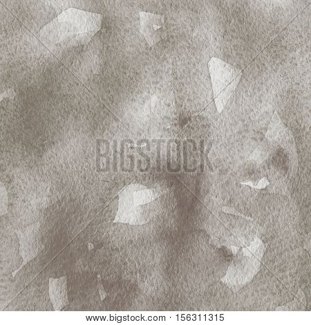 watercolor texture transparent marble gray color. watercolor abstract background