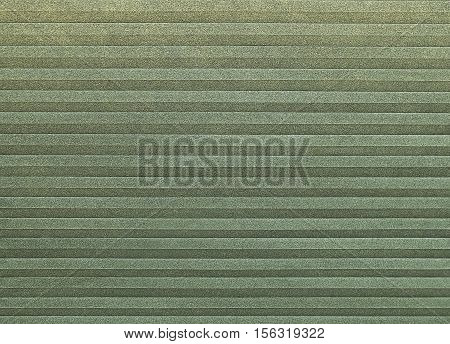 Background Pattern Horizontal Olive Green Textured Sheet of Paper Folded with Copy Space for Text and Other Decorative Elements.