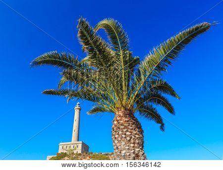 Cabo De Palos Lighthouse (spain).
